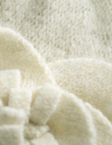 Jual Dahlia Women s Reversible Wool Beret Hat - Flower Accented ... cb162ede68da