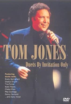 Tom jones duets by invitation only dvd 2001 amazon tom tom jones duets by invitation only dvd 2001 stopboris Gallery