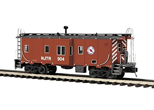 MTH TRAINS; MIKES TRAIN HOUSE NJ Transit Bay Window Caboose ()