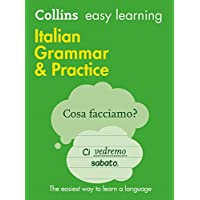 Easy Learning Italian Grammar and Practice (Collins Easy Learning Italian)