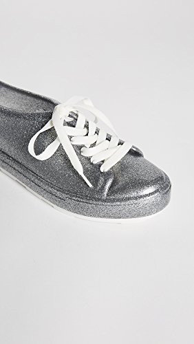 Be Sneakers Bright Glitter Women's Melissa Silver 5EqAtxnpt1
