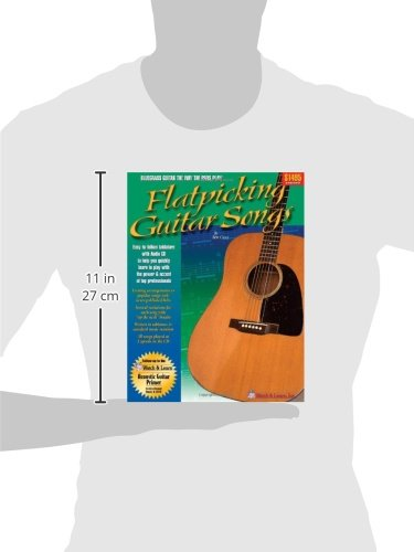 Flatpicking Guitar Songs Book & audio CD: Bert Casey: 9781893907416 ...