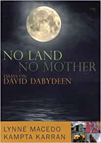 No Land, No Mother: Essays on the Work of David Dabydeen