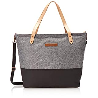 Petunia Pickle Bottom Downtown Tote, Blooming in Bexley