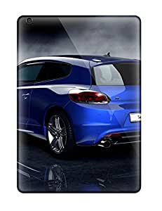 Fashionable Style Case Cover Skin For Ipad Air- Volkswagen Scirocco 13