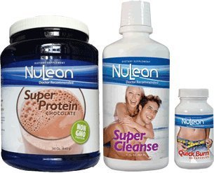 NuLean Phase 1 Weight Loss Chocolate Kit