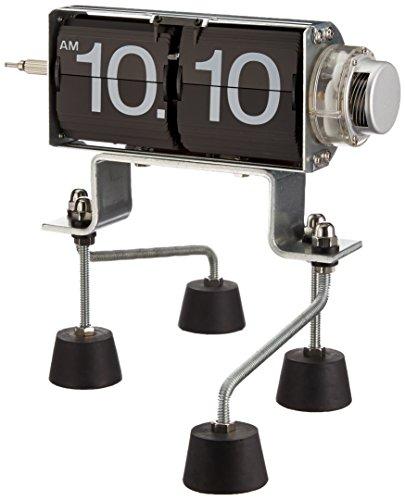 Kikkerland Flip Clock (Table Clock Flip)