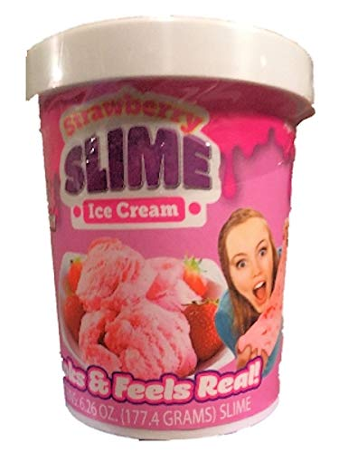 - Slime Factory Slime Ice Cream Strawberry