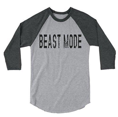 Beast Mode Baseball long sleeve shirt