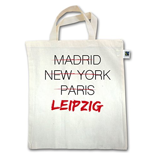 Città - Città Cosmopolita Leipzig - Unisize - Natural - Xt500 - Manico Corto In Juta