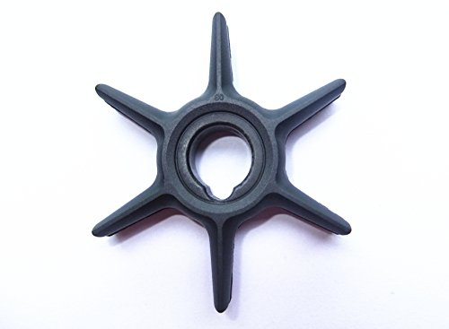 Water Pump Impeller for Mercury 6HP 8HP 9.9HP 15HP 47-42038 47-42038-2 47-42038Q02 by Big Autoparts
