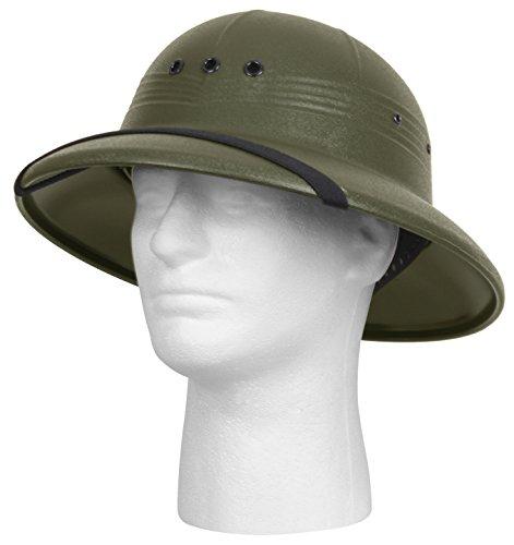 Rothco Pith Helmets, Olive Drab ()