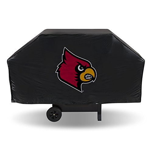 NCAA Louisville Cardinals Vinyl Grill Cover