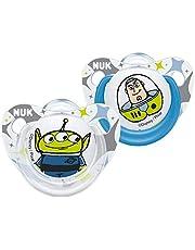 NUK Trendline Baby Dummy   BPA-fri silikon