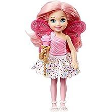 Barbie Dreamtopia Small Fairy Doll Cupcake Theme Doll