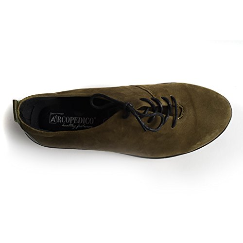 Arcopedico Francesca Shoes Oxfords Size Womens 39 6923 Olive rrqwT