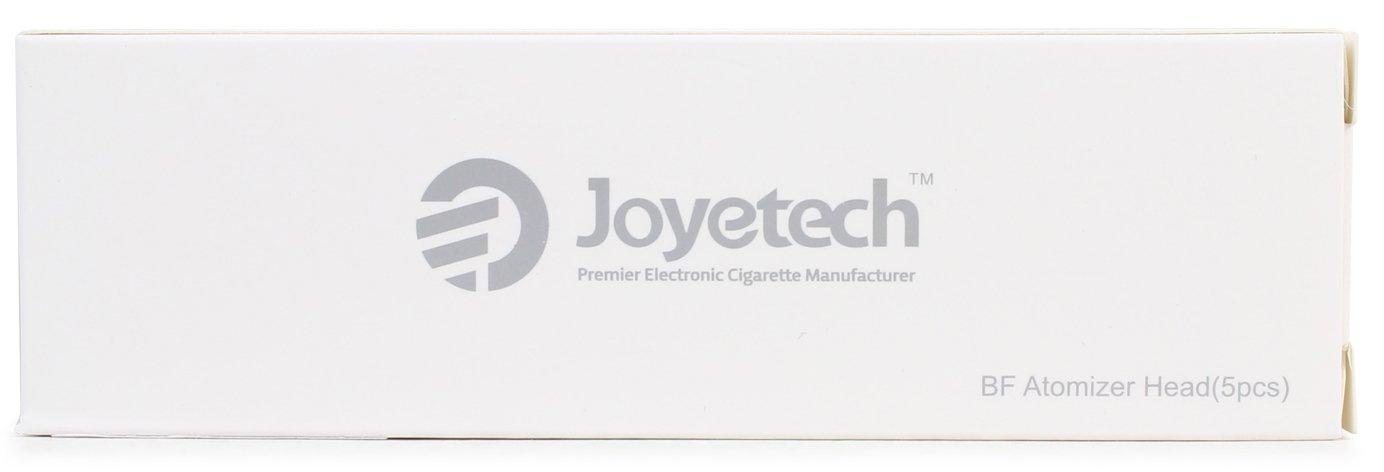Joyetech - BF Clapton en 1.5 Ohm - Cabezas Atomizadoras BF para Cubis - 5 Partes - Kanthal Modo VW - Sin Tabaco - Sin Nicotina TAK92T7YV0OW5-0