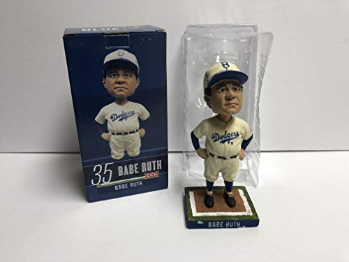 Babe Ruth Brooklyn Dodgers Coach 2014 Los Angeles STADIUM PROMO Bobblehead -