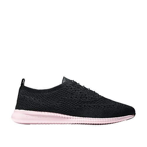 Lilac Black Zerogrand Pale Women's Knit Sneakers Stitchlite Cole 2 Haan Leather qPpSvp