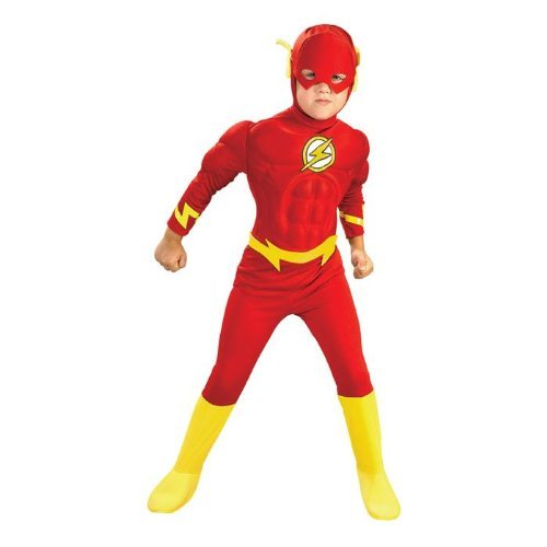 Wmu - Toddler Boy's Costume: Flash Muscle Chest 2T-4T]()