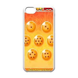 Dragon Balls Anime 2 iPhone 5c Cell Phone Case White yyfabb-170898