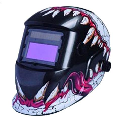 New Pro Solar Auto Darkening Welding Helmet Arc Tig for sale  Delivered anywhere in USA