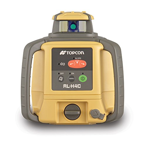 Rotary Level Control (Topcon RL-H4C Rotary Laser Horizontal Level Dry Battery)
