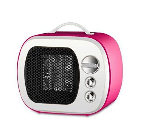 - New Mini Household Warmer Speaker Shape Heater White