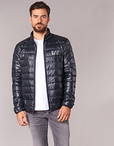 EA7 Noir Negro Armani Emporio 8NPB01 Abajo chaqueta 1200 5CqxvwqZ0