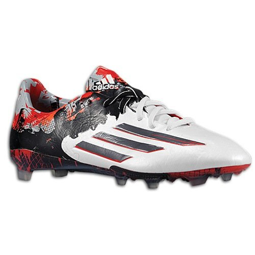 adidas Men's Soccer Messi 10.1 Firm-Ground Soccer Cleats (8.5) ()
