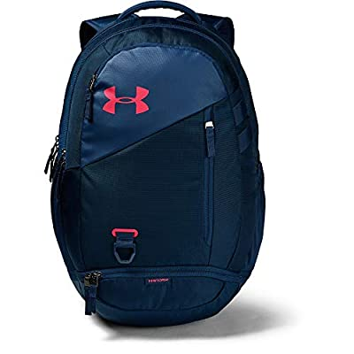 Notebook & Volleyball – The Under Armour Hustle 4.0 Backpack