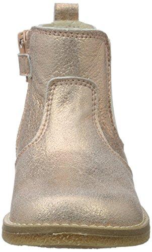 Clic! Mädchen 1350 Stiefel gold (Olaf)