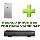 Kit Receptor SATELITE VIARK Sat- DIGITALIA- Regalo Cable HDMI Y Memoria USB 16GB