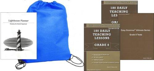 Ultimate Series Grade 8 SET homeschool kit