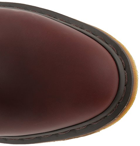 Dr. Martens Mens Pascal 8 Eye Boot Charro Brown