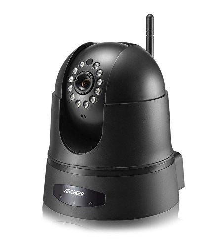 Security Archeer Wireless Network Surveillance