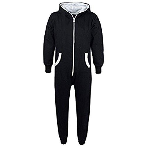 A2Z 4 Kids® Kinderen Meisjes Jongens Vlies Onesie Houtskool Designer Camouflage Afdrukken Alles In Een Jumpsuit PJ's…