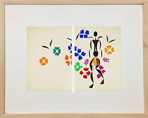 Matisse La Negresse Original Henri Lithograph Fine Art