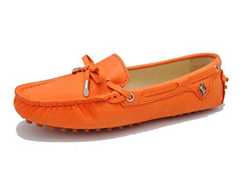 Minitoo Mujer Sandalias naranja
