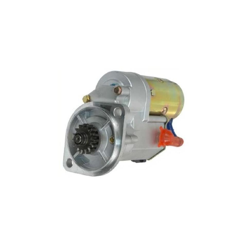 This is a Brand New Starter for John Deere and Yanmar, Fits Many Models, Please See Below