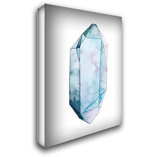 Twilight Gem I 36x48 Extra Large Gallery Wrapped Stretched Canvas Art by Popp, Grace