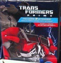 Transformers Prime - Episodes 7, Episode 8, And Episode 10
