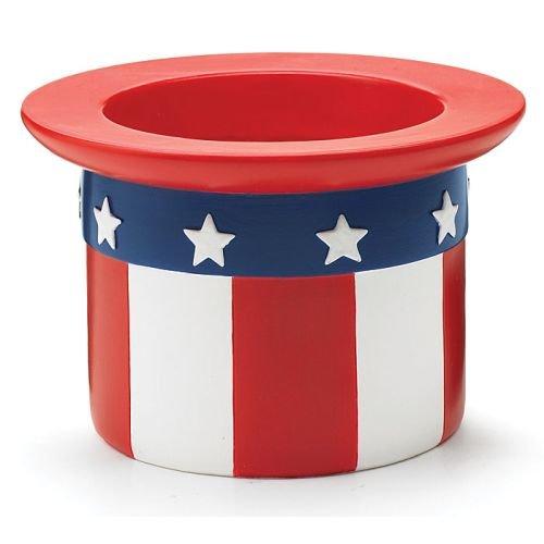 - Uncle Sam's Hat Planter / Container Patriotic American
