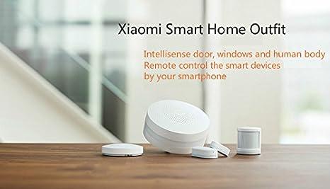 Xiaomi Smart Kit de casa Outfit pasarela multifunción ...