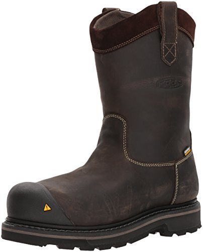 Acuta Utility Tacoma Wellington Xt Csa Boot Da Lavoro, Cascata Marrone, 10,5 M Us