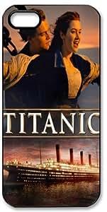 Leonardo Dicaprio-Titanic Hard Case for Iphone 5/5S Caseiphone 5/5S-1367