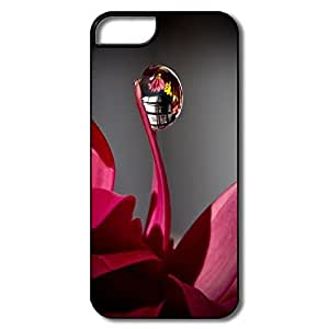 PTCY IPhone 5/5s Design Fashion Water Drop Reflection