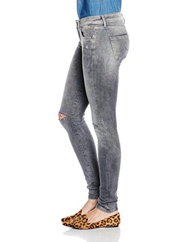 Pepe D84 Gris Jeans Denim Femme Skinny Pixie Jeans 4F6q4Hw