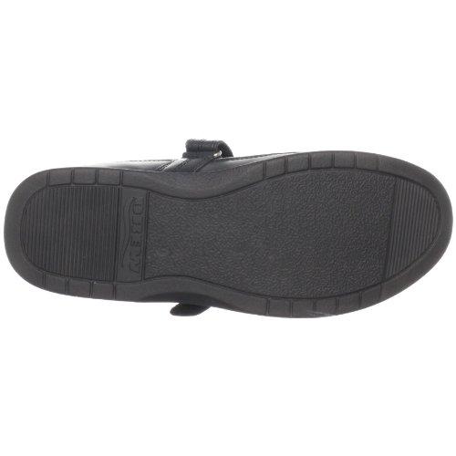 Drew Shoe Womens Desiree Flat Navy Calf/Grey Mesh ReJwI97id1