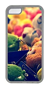 iPhone 5C Case,Care Bears TPU Custom iPhone 5C Case Cover Transparent